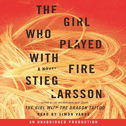 girl who played with fire audiobook