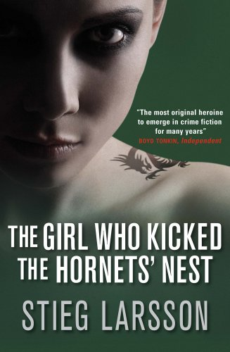 girl who kicked the hornets nest audiobook