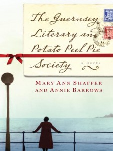 The Guernsey Literary and Potato Peel Pie Society audiobo