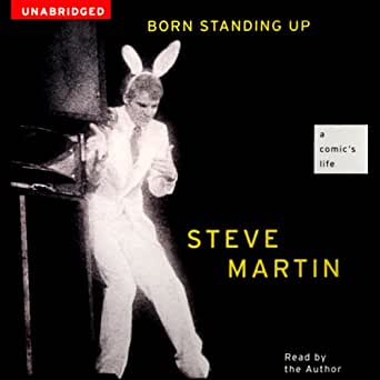 born standing up audiobook