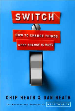 Switch by Chip & Dan Heath