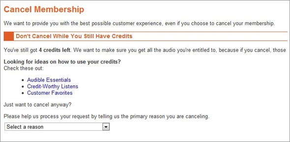 How to Cancel Your Audible Account (or Simply Put it on Hold