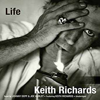 Life audiobook keith richards