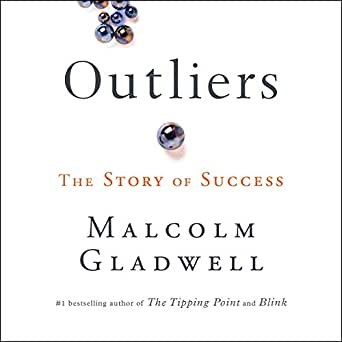 outliers audiobooks