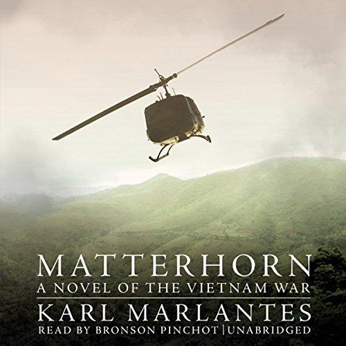 matterhorn audiobook
