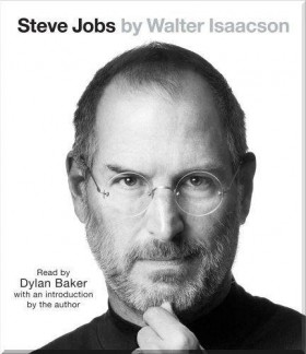 steve job audiobook