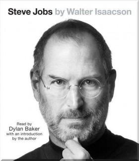 steve job audiobook