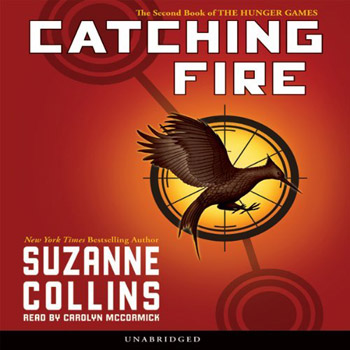 catching fire audiobook