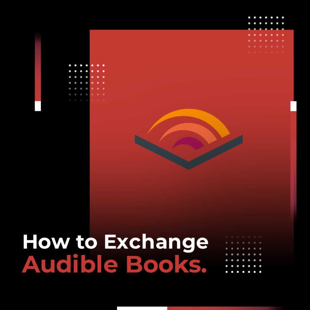 exchange audible books