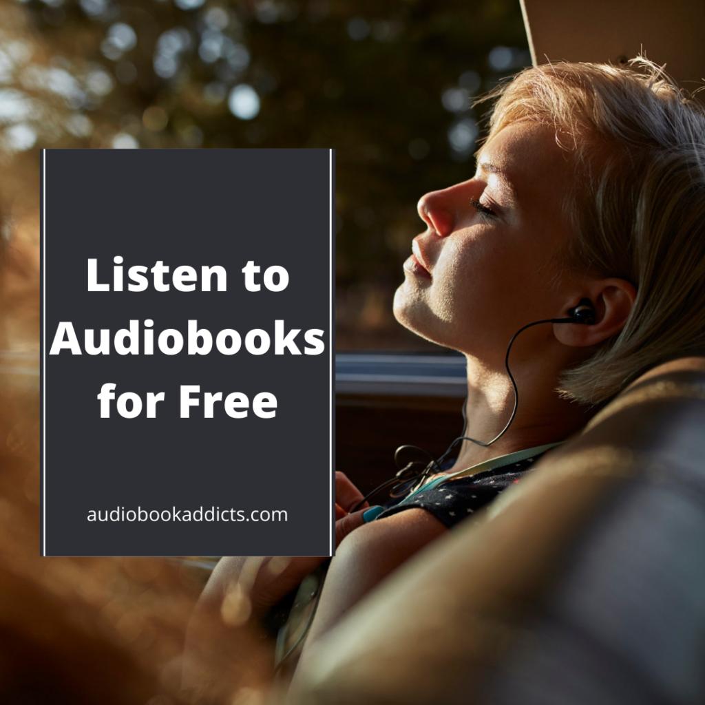 Listen audiobooks for free