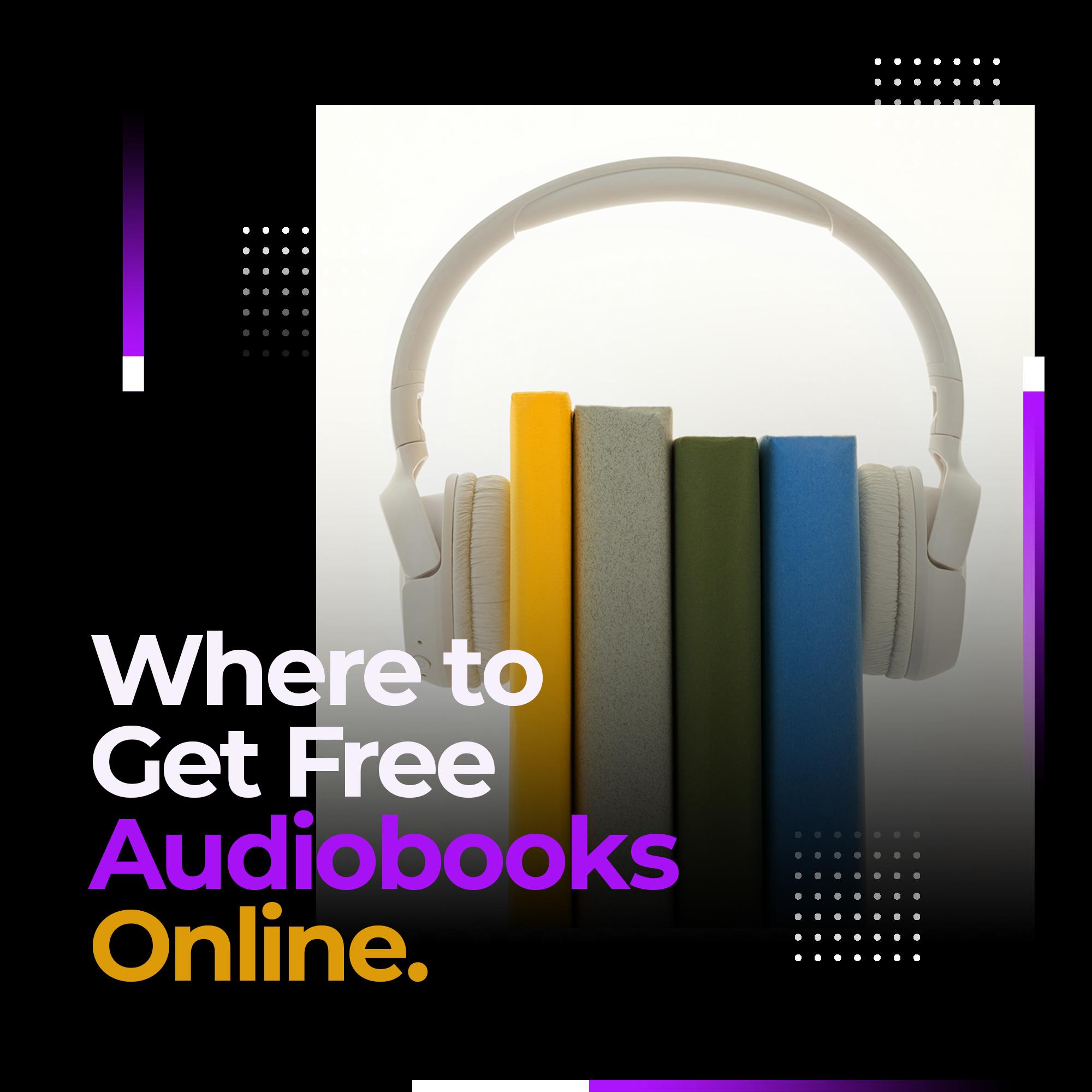 free audiobooks online