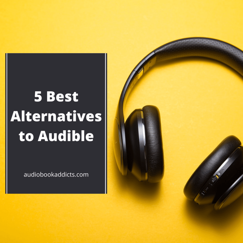 Best Alternatives to Audible