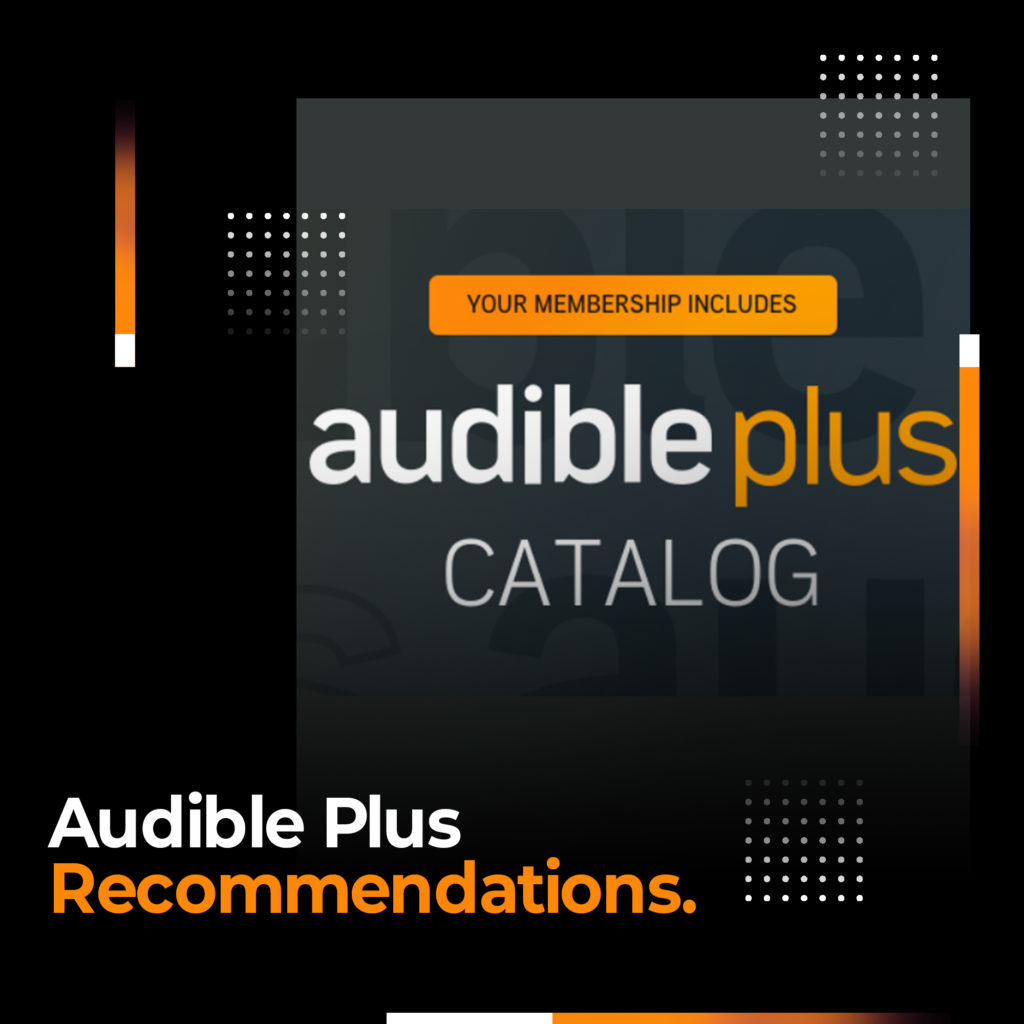 audible plus recommendations