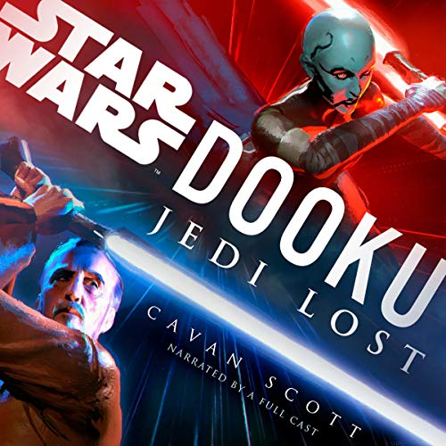 dooku jedi list audiobook