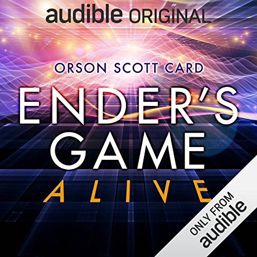 enders game alive audiobook