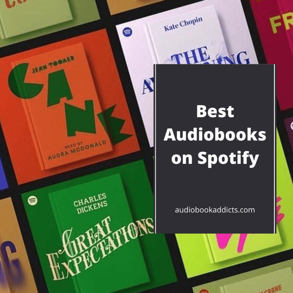 Best Audiobooks on Spotify