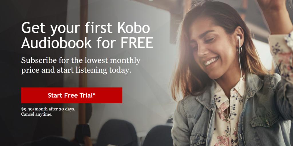kobo free trial
