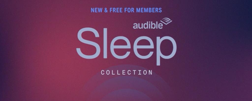 audible sleep